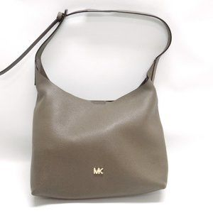 Michael Kors Junie Slouch Leather Hobo